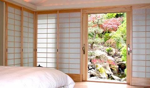 Custom japanese shoji screens shoji designs inc for Japanese style windows