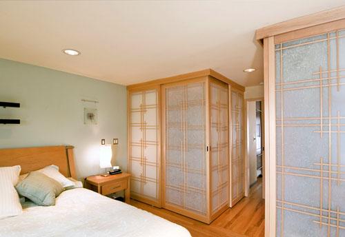 Japanese Shoji Screen Closet Doors   Shoji Designs Inc.