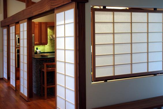 Custom Japanese Shoji Screens - Shoji Designs Inc.