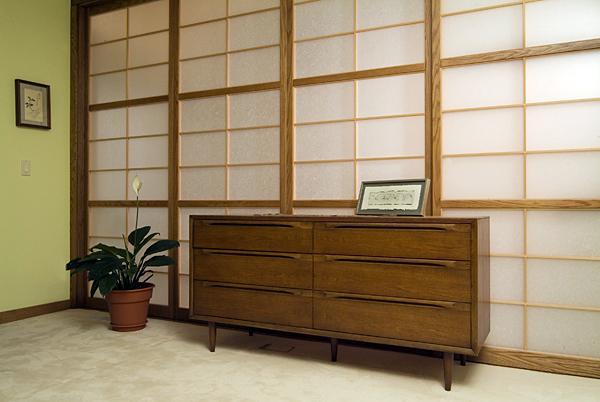 Custom Anese Shoji Screens